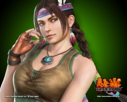 Julia Chang Tekken 6
