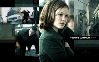 Julia Stiles Wallpaper Bourne Ultimatum Movies