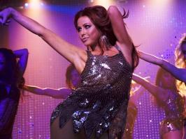 Julianne Hough in Burlesque