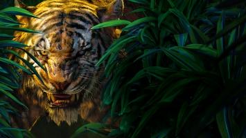 Jungle Book Shere Khan 5K