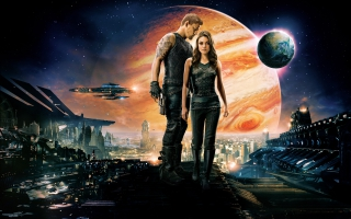 Jupiter Ascending 2015 Movie