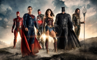 Justice League 2017 Movie