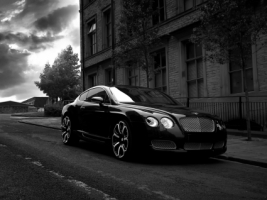 Kahn Bentley GTS Wallpaper Bentley Cars