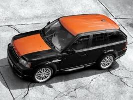 KAHN Range Rover Wallpaper Range Rover Cars