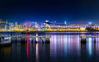 Kai Tak Cruise Terminal Victoria Harbour