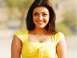 Kajal Yellow Top