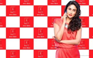 Kareena Kapoor iBall