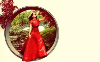 Katy Perry Harpers Bazaar