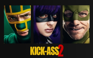 Kick Ass 2 2013 Movie