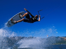Kiteboarding Wallpaper Water Sports Sports