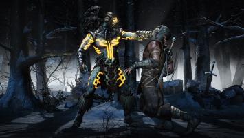 Kotal Scorpion Mortal Kombat X