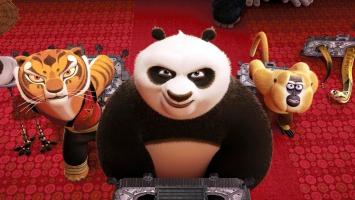 Kung Fu Panda 2 HD