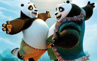 Kung Fu Panda 3 2016 Animation