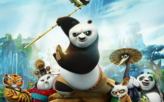 Kung Fu Panda 3 Movie 2016