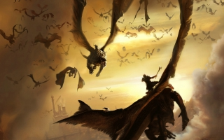 Lair Dragons