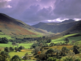 Lake District Wallpaper England World