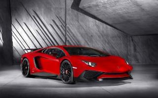 Lamborghini Avendator Supervelove 2015