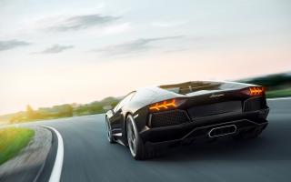 Lamborghini Aventador Art
