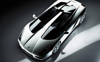 Lamborghini Concept Wide