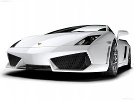 Lamborghini Gallardo LP Front