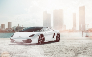 Lamborghini Gallardo Supercar