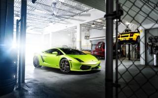 Lamborghini Gallardo TiKORE