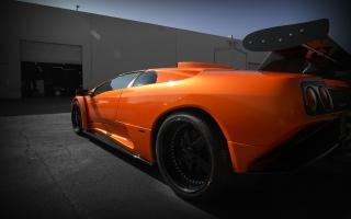 Lamborghini GTR Widescreen
