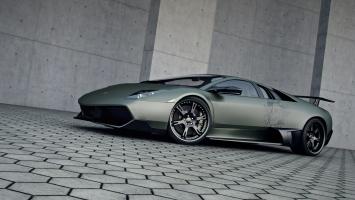 Lamborghini Murcielago LP720 4 Wheelsandmore