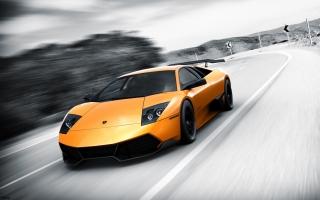Lamborghini Murcielago LP 670 4