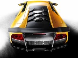 Lamborghini Murcielago SuperVeloce Wallpaper Lamborghini Cars