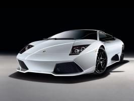 Lamborghini murcielago versace
