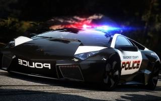 Lamborghini Reventon Hot Pursuit