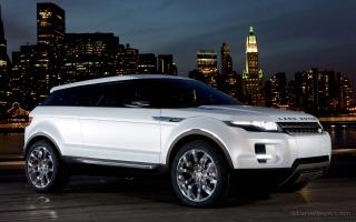 Land Rover LRX Concept 2011 2