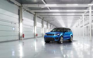 Land Rover Range Rover Sport SVR 2015