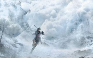 Lara Croft Rise Of The Tomb Raider