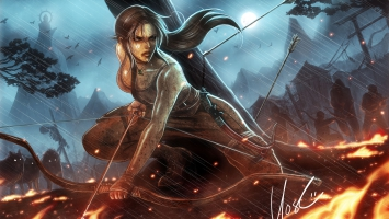 Lara Croft Tomb Raider Reborn