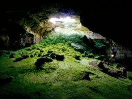 Lava Tube Cave, Lava Beds National Monument