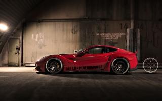 LB Performance Ferrari 458 Italia