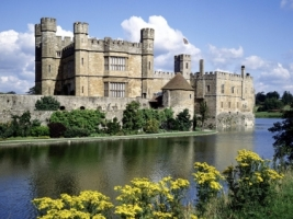 Leeds Castle Wallpaper England World