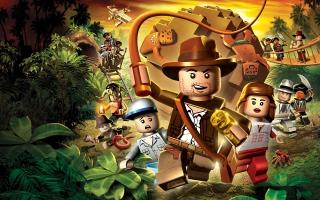 Lego Indiana Jones Game