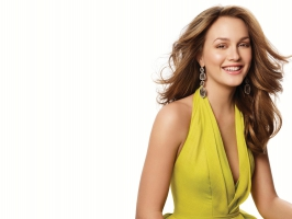 Leighton Meester Beautiful Actress