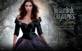 Lena Duchannes in Beautiful Creatures