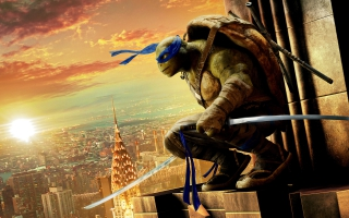Leonardo Teenage Mutant Ninja Turtle Out of the Shadows