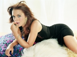 Lindsay Lohan Wallpaper Lindsay Lohan Female celebrities