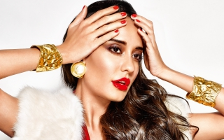 Lisa Haydon Indian Actress