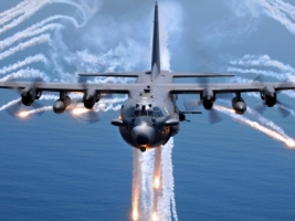 Lockheed AC 130 Wallpaper Military Aircrafts Planes
