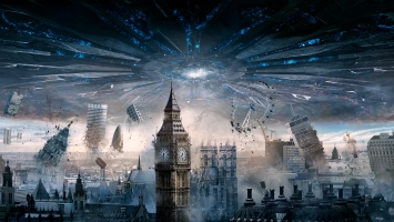 London Independence Day Resurgence