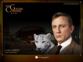 Lord Asriel Wallpaper The Golden Compass Movies