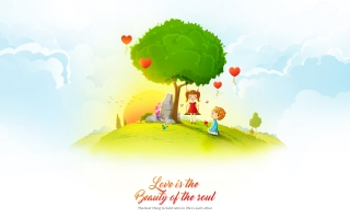 Love Beauty of Soul