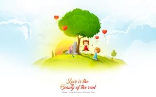 Love Beauty of Soul